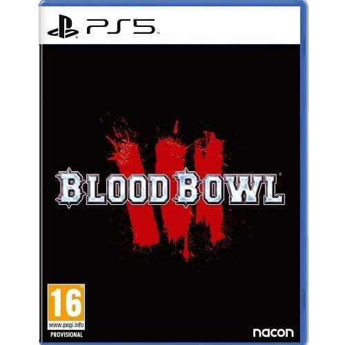 Blood Bowl 3 PS5 Game